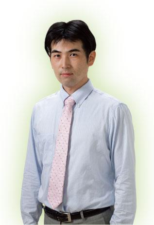 代表の横井雄一郎